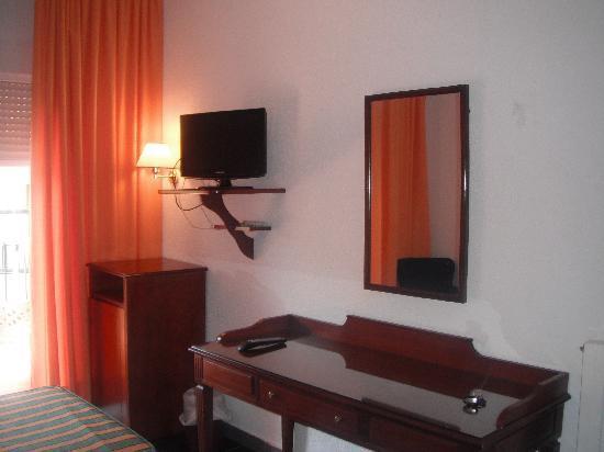 Hotel Caribe Rota: Habitación