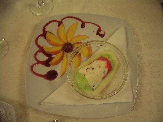 Mediterraneo Palace Hotel: Peccati di gola...