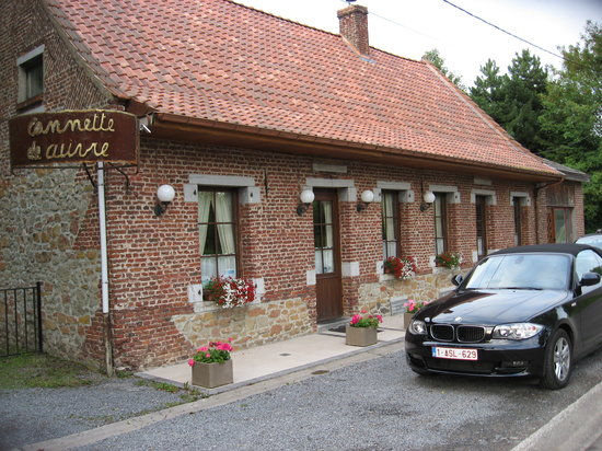 La Canette de cuivre: le restaurant