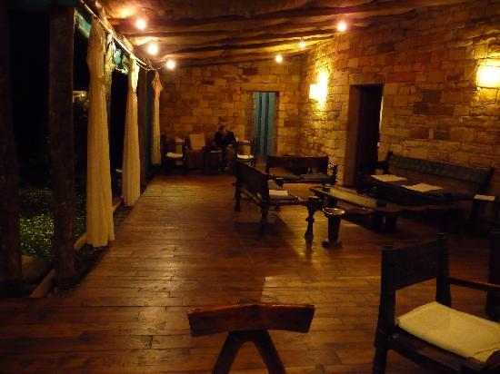 Gheralta Lodge: Lounge