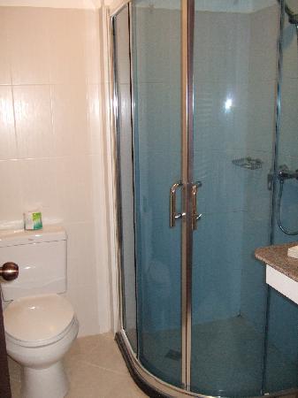 Vayakorn Inn: シャワーも使い易い