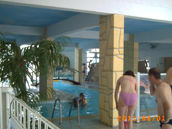 Piscine Intrieure  Photo De Camping Cap Soleil Oleron SaintDenis