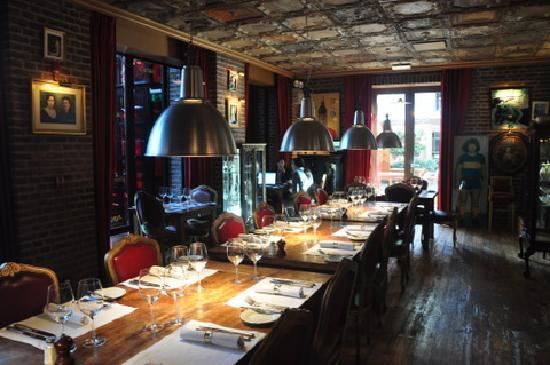 Faena Hotel Buenos Aires: El Mercado