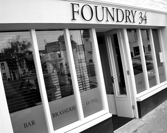 Foundry 34: welcoming