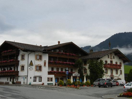 Hinterthiersee, Österrike: palazzina principale