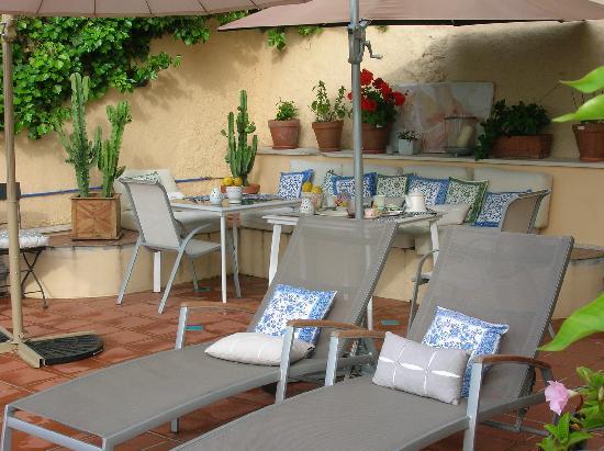 Casa Rocca Bruna : esterno