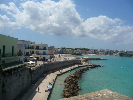 Balconcino d'Oriente B&B: The beautiful beach