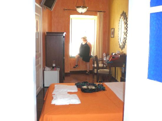 Acronafplia Pension A: inside apartment