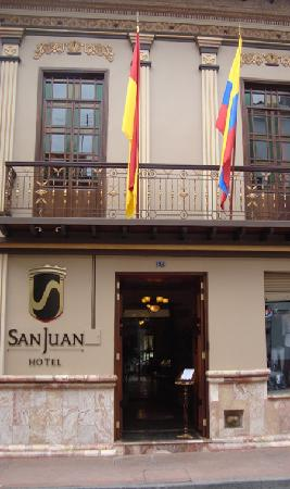 San Juan Hotel 86 9 1 Updated 2018 Prices Reviews Cuenca Ecuador Tripadvisor