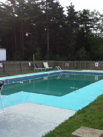 BEST WESTERN Acadia Park Inn : swinning pool