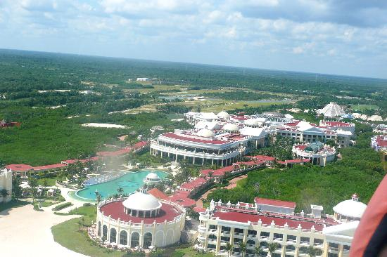 Iberostar Grand Hotel Paraiso : Hotel desde el aire