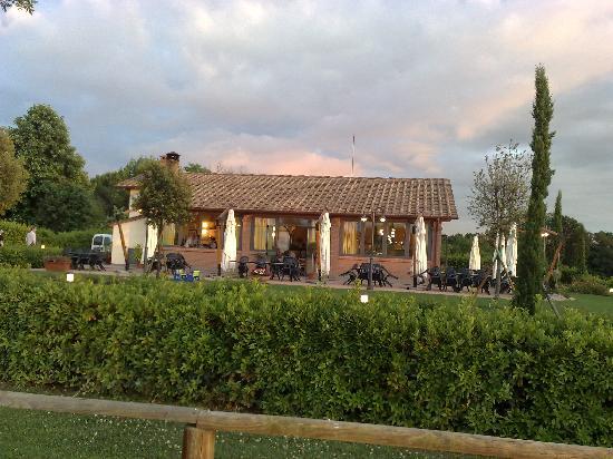 La Taverna del Grillo : il Ristorante dall'esterno
