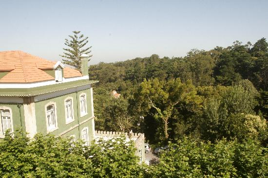 Monte Da Lua: view of sintra