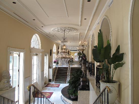 Omni Royal Orleans: Lobby