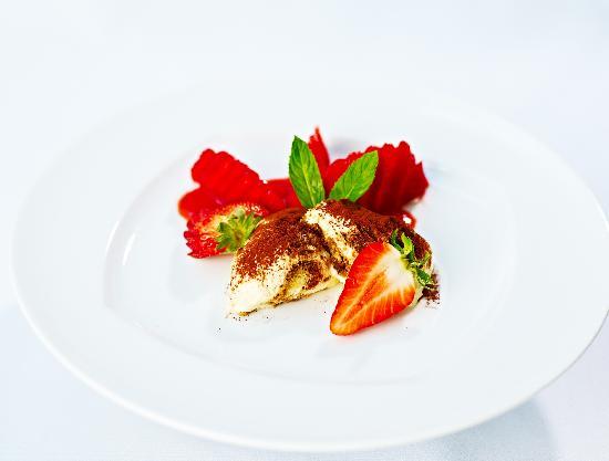 Restaurant Rossini: Food