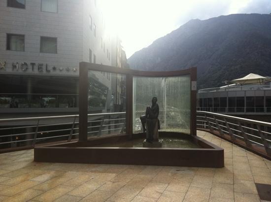 Andorra la Vella, Andorra: curioso