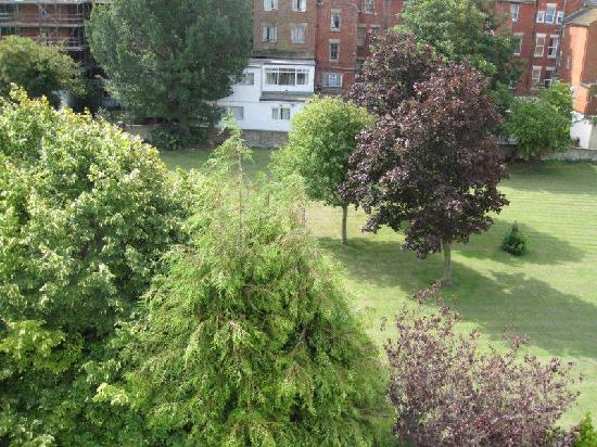 The Devonshire Park Hotel Eastbourne: View from room