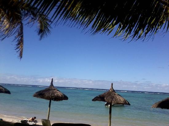Hotel Alidou: La plage de l'hotel