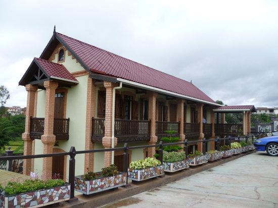 L'artisan Hôtel – Ambositra
