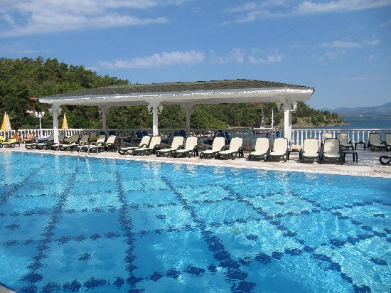 Letoonia Club & Hotel: One of 4 hotel pools