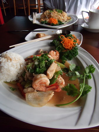Bangkok bar and bistro