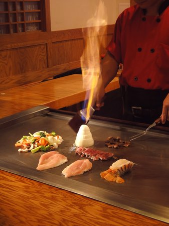 TAKEYA Japanese Steak&Sushi