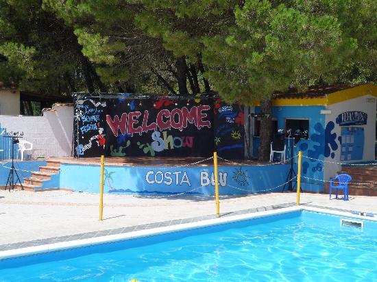 Villaggio Residence Costa Blu : per gli spettacoli