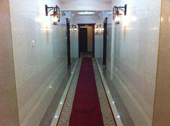 Le Mirage Sharq: corridor