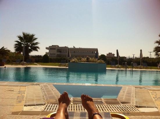Rhodian Rose Hotel: pool again