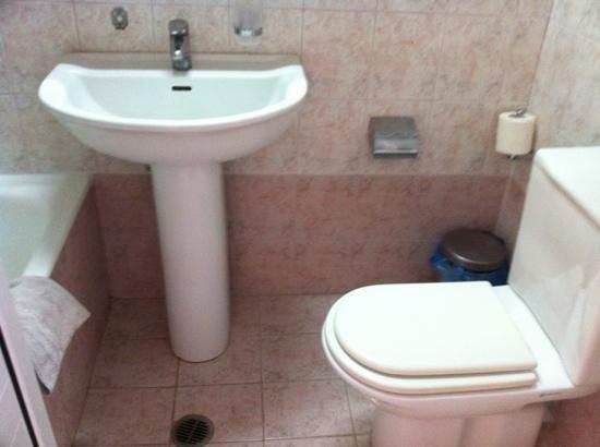 Rhodian Rose Hotel: bathroom