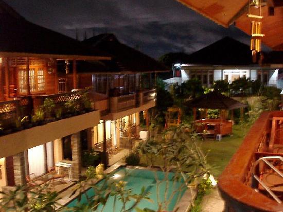 Pesona Bamboe: Pool Area