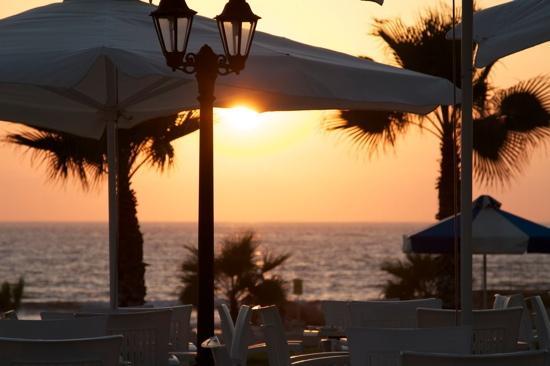 Kefalos Beach Tourist Village: sunsets were incredible