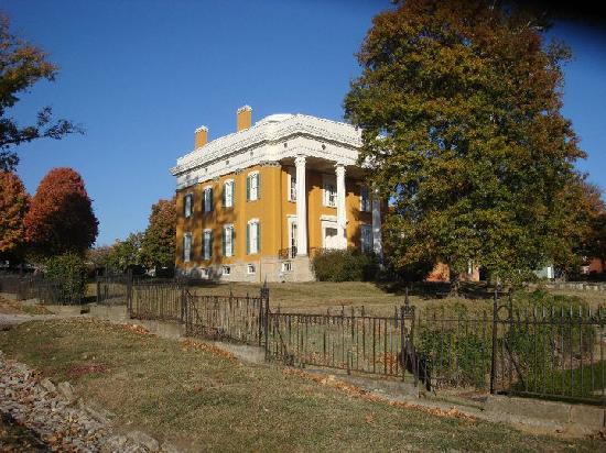 Madison Coffee & Tea Co LLC: Lanier Mansion, Madison, IN