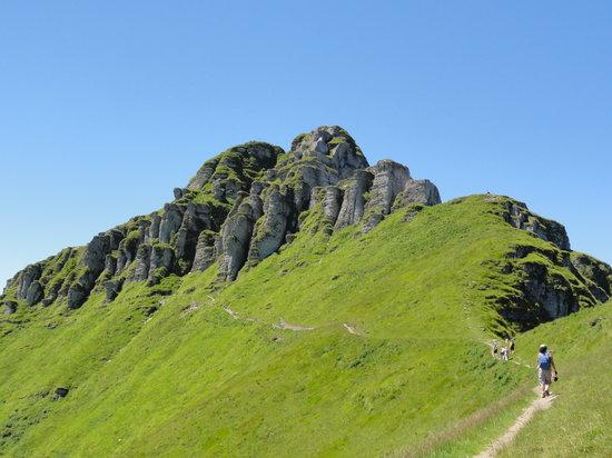 "Monte Generoso : ""sentiero alto"""