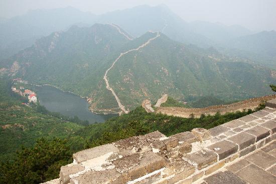 Side-car Motorcycles Trips - Beijing Sideways: Great wall