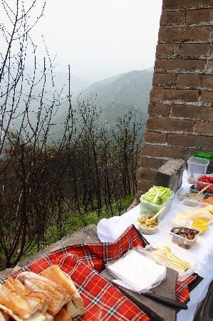 Side-car Motorcycles Trips - Beijing Sideways: Even the food is great