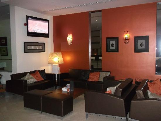 Hotel Praia Sol: lobby
