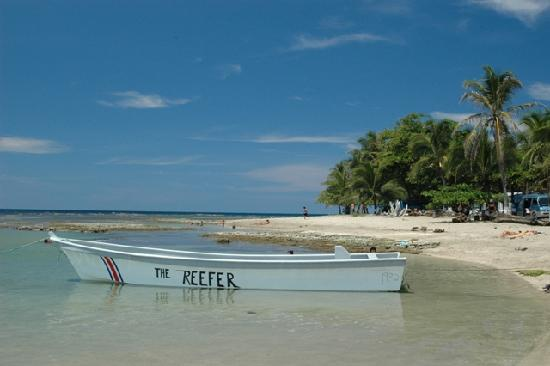 Puerto Viejo, Kostaryka: Playa del Chino