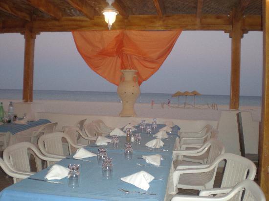 Club Eldorador Salammbo: magnifique vue sur la mer