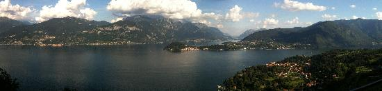 The view from San Martino church - astonishing.