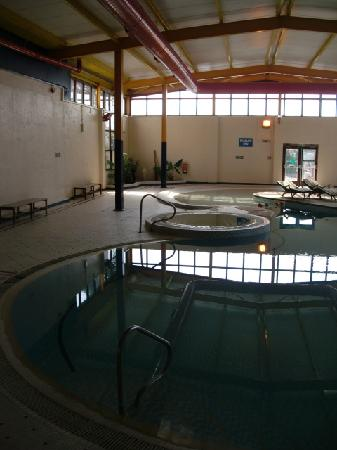 Ocean View Hotel: Indoor Swimming Pool