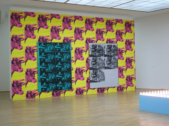 Museum of Modern Art (Museum fur Moderne Kunst): Andy Warhol