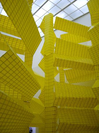 Museum of Modern Art (Museum fur Moderne Kunst): Modern art