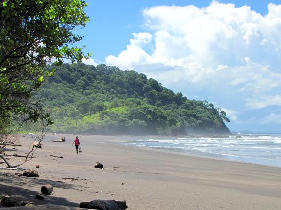 Casitas Azul Plata: Playa Corozalito