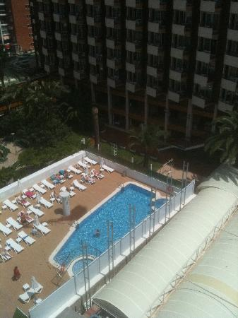 Riviera Beachotel: Pool
