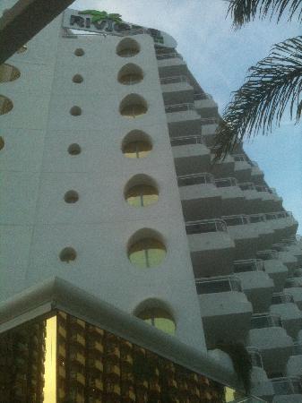 Riviera Beachotel: Hotel