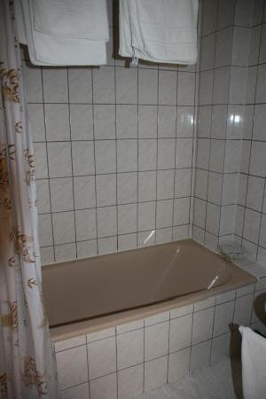 Hotel Konig Ludwig: Badezimmer