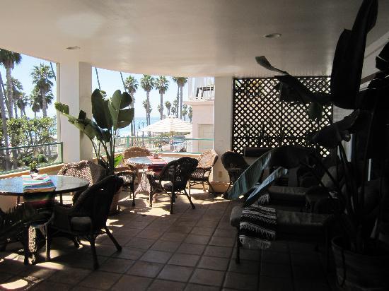 Casa Tropicana: Deck