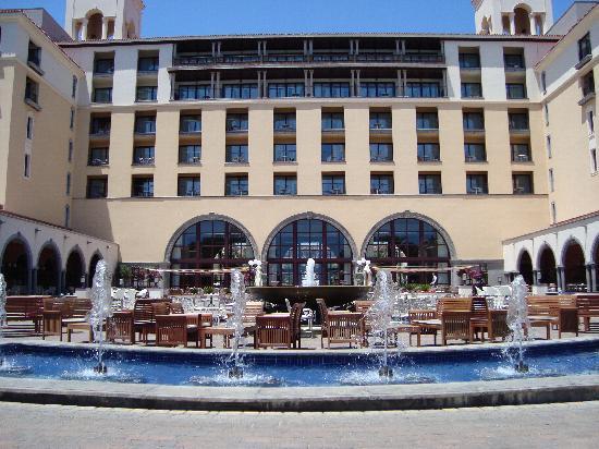 Lopesan Costa Meloneras Resort, Spa & Casino: the back