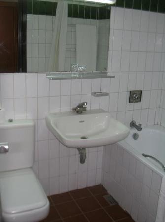 Uzu Hotel: Bathroom
